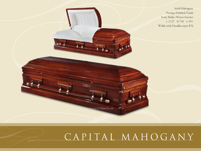Capital Mahogany