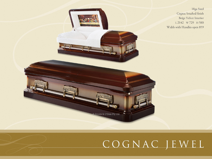 Cognac Jewel