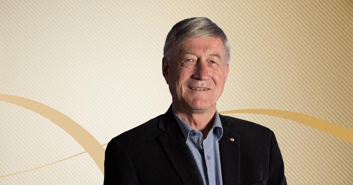Professor Peter Newman's Inspiring Story