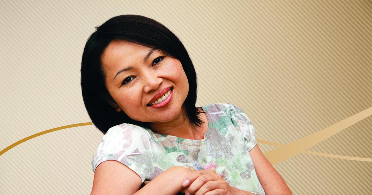 Carina Hoang's Inspiring Story