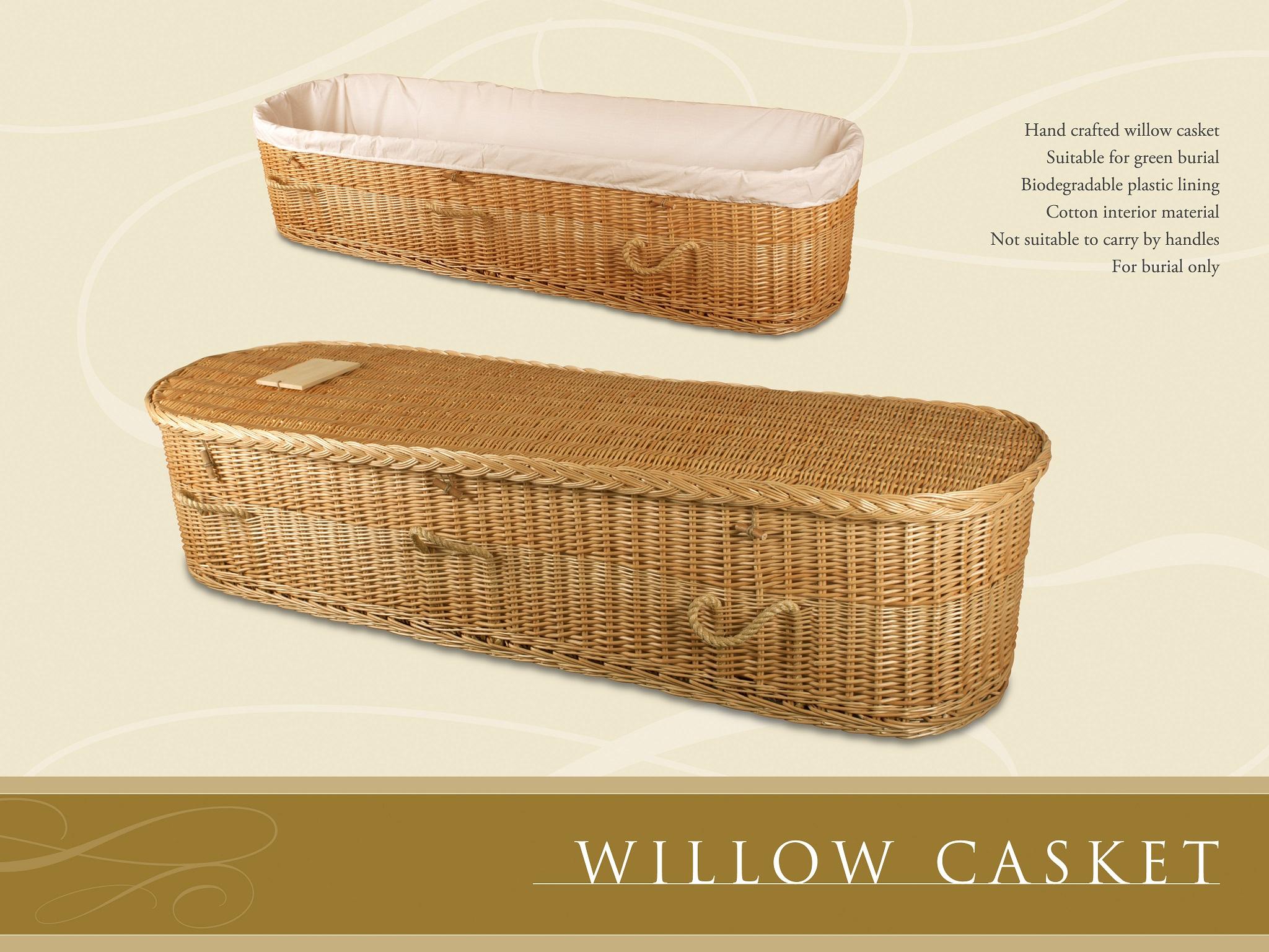 Willow Casket